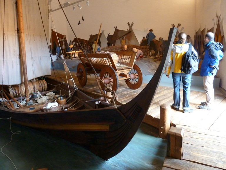 Wikingermuseum Ribe - small